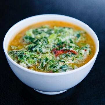 Jaju Soup in Bhutan cuisine