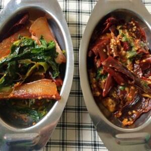 Bhutanese cuisine (phakshapaa)